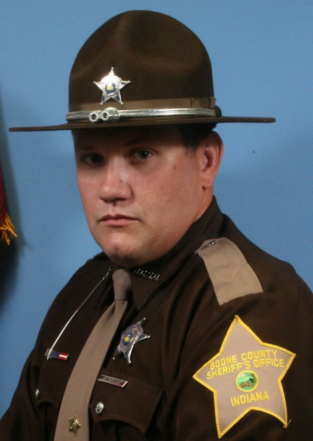 In Loving Memory of Deputy Jacob