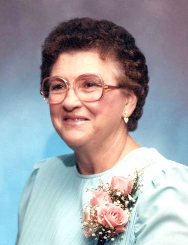 Elizabeth Quot Betty Quot Thomsen Obituary Fairfax Formerly